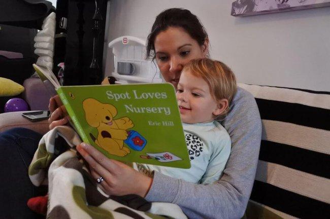 Học người Mỹ cách dạy trẻ yêu thích đọc sách - Ảnh 5.
