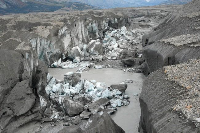 Hiện tượng hiếm thấy: Dòng sông khổng lồ dài 24km biến mất chỉ trong 4 ngày - Ảnh 3.