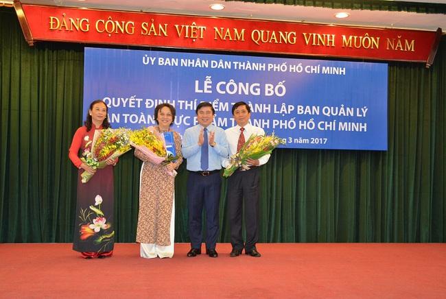TP.HCM ra mắt Ban Quản lý An toàn thực phẩm đầu tiên trên cả nước - Ảnh 1.