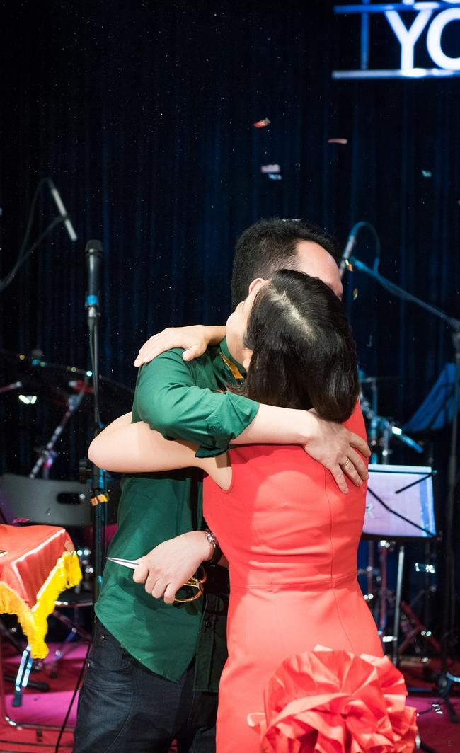 Gia đình Xuân Bắc, Đan Lê đưa con tới tụ tập chung vui với vợ chồng Mỹ Linh - Anh Quân - Ảnh 2.