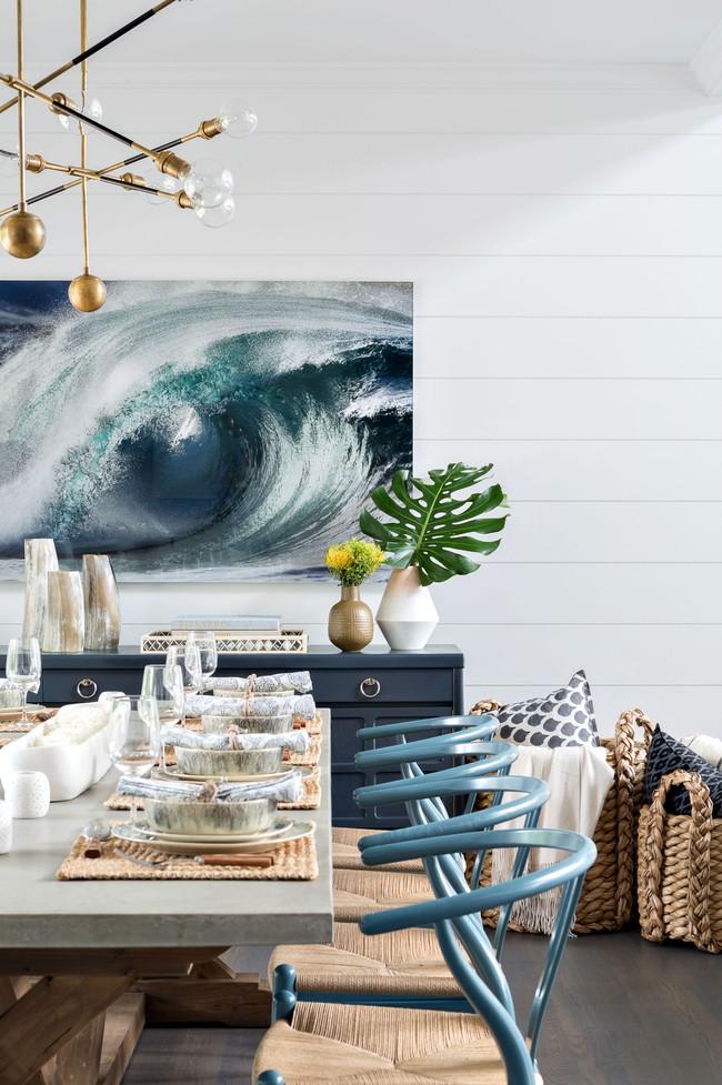 3 cách đơn giản để mang đại dương mát lạnh đến ngôi nhà của bạn - Ảnh 2.