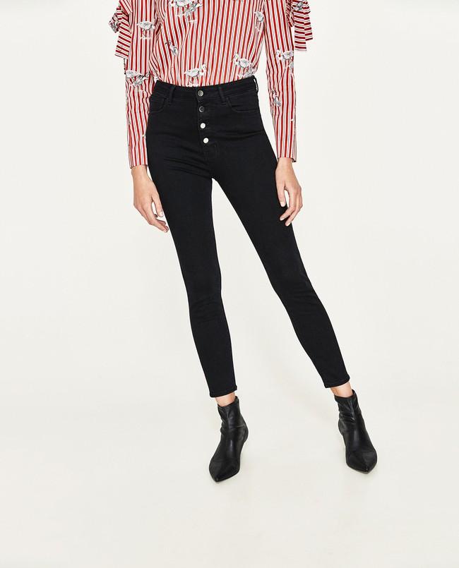 Vóc dáng mình thế nào thì mình chọn quần jeans như thế! - Ảnh 4.