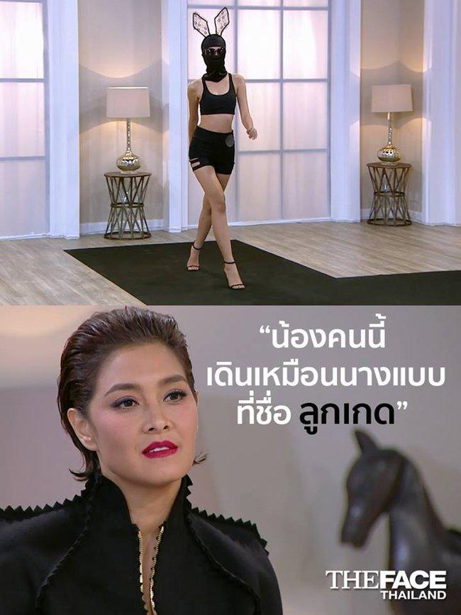 Chỉ có ở The Face Thái Lan, HLV hỏi thí sinh: Em có phải con gái không? - Ảnh 9.