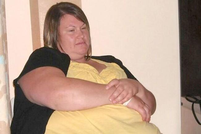 22 tuổi, nặng 172kg và kì tích giảm cân mà bất cứ ai nhìn vào cũng phải khâm phục cô gái này - Ảnh 1.