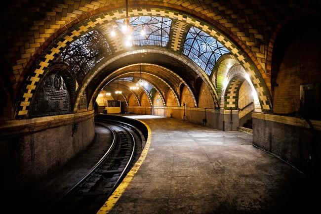 Những ga tàu điện ngầm có thiết kế độc đáo nhất trên thế giới - Ảnh 12.