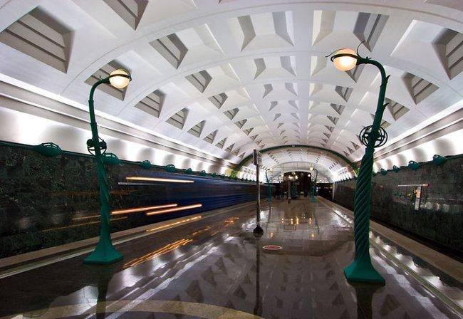 Những ga tàu điện ngầm có thiết kế độc đáo nhất trên thế giới - Ảnh 16.