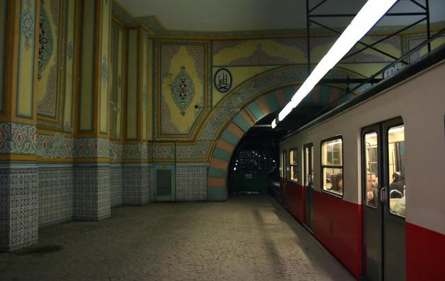 Những ga tàu điện ngầm có thiết kế độc đáo nhất trên thế giới - Ảnh 20.