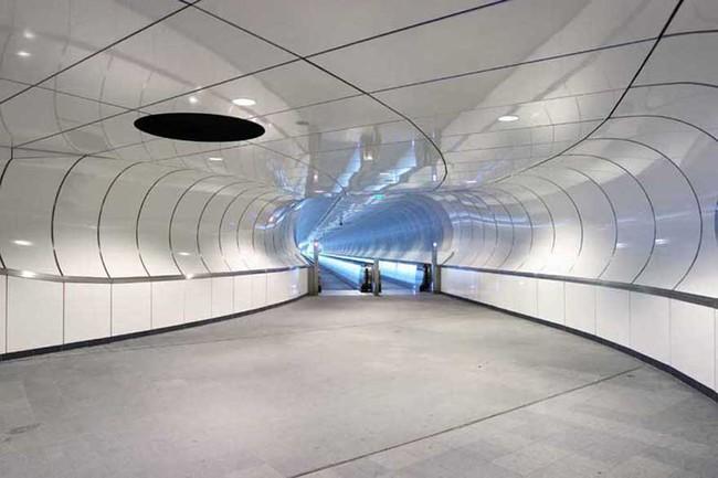 Những ga tàu điện ngầm có thiết kế độc đáo nhất trên thế giới - Ảnh 21.