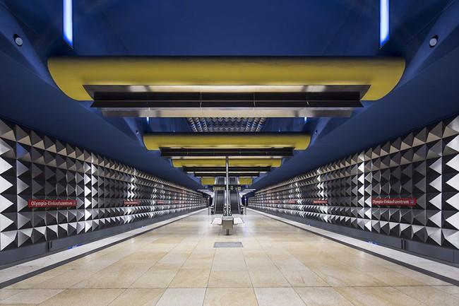 Những ga tàu điện ngầm có thiết kế độc đáo nhất trên thế giới - Ảnh 22.