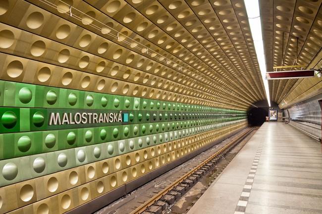 Những ga tàu điện ngầm có thiết kế độc đáo nhất trên thế giới - Ảnh 23.