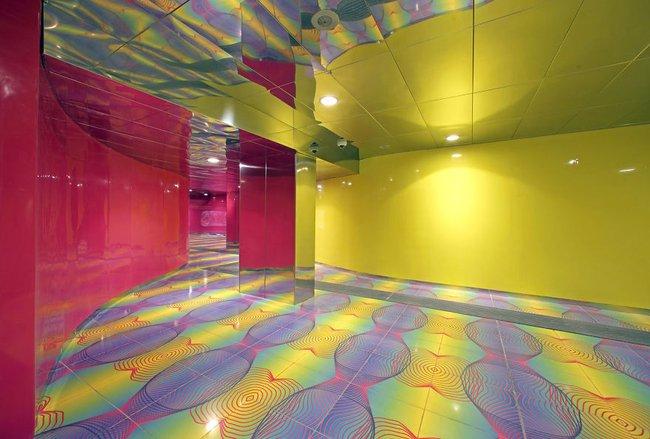 Những ga tàu điện ngầm có thiết kế độc đáo nhất trên thế giới - Ảnh 6.