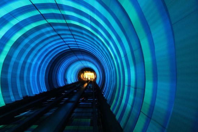 Những ga tàu điện ngầm có thiết kế độc đáo nhất trên thế giới - Ảnh 8.