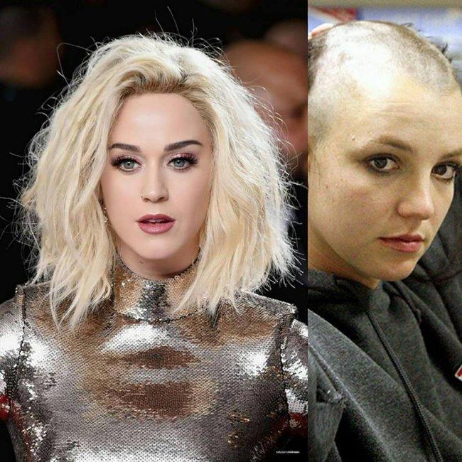 Khoảnh khắc đáng nhớ nhất Grammy 2017: Adele bẻ kèn, Katy Perry chế nhạo Britney Spears? - Ảnh 13.