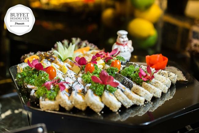 Đua nhau check-in lễ hội ẩm thực Nhật -Hàn đi 4 tặng 1 - Ảnh 1.