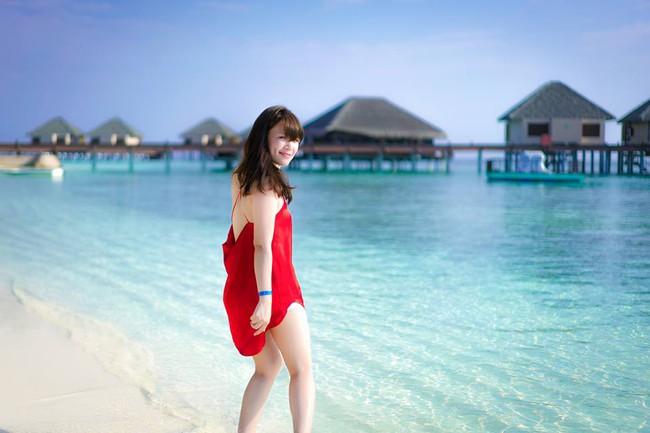 Anh chồng tâm niệm nhất vợ nhì trời và chuyến đi Maldives không có lấy một tấm ảnh sống ảo vì mải... chụp cho vợ - Ảnh 7.