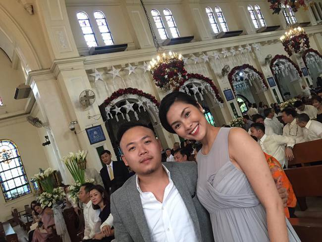 Hôn lễ của chị chồng Tăng Thanh Hà: Sang chảnh, xa hoa và vui ngất trời - Ảnh 11.