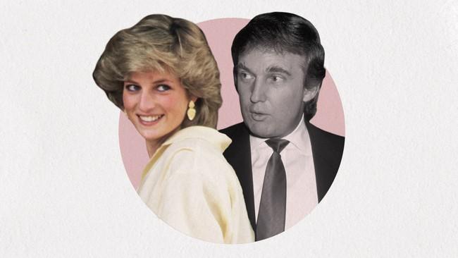 Thời thanh xuân, suýt chút nữa cố Công nương Diana trở thành tình nhân của Tổng thống Mỹ Donal Trump - Ảnh 4.