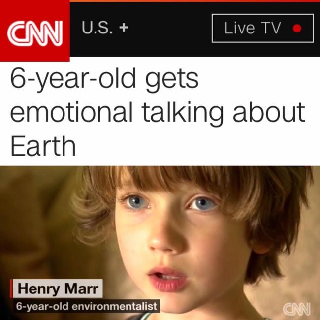 Người lớn sẽ phải bật cười, và sau đó xấu hổ sau khi nghe cậu bé 7 tuổi này nói chuyện - Ảnh 9.