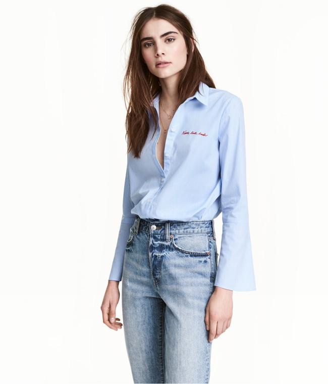 Xu hướng 2017 sẽ chứng minh cho bạn thấy sơmi còn dễ mặc đẹp hơn cả áo phông - Ảnh 14.