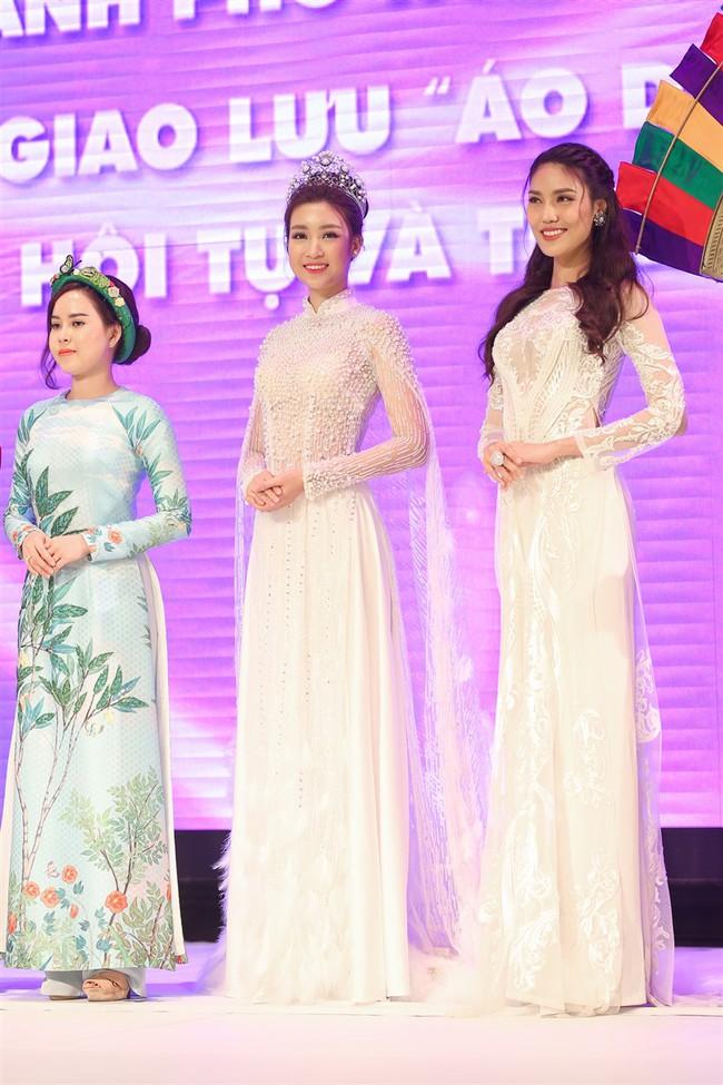 """Hoa Hậu Mỹ Linh xuất hiện ấn tượng với hình ảnh gợi nhớ """"Công chúa Mỵ Châu"""" - Ảnh 7."""
