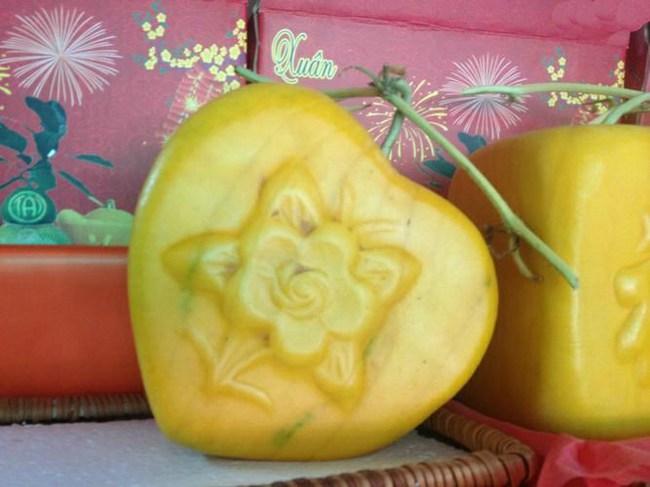 5 loại trái cây khắc chữ giá tiền triệu vẫn nhiều người tìm mua dịp Tết - Ảnh 11.
