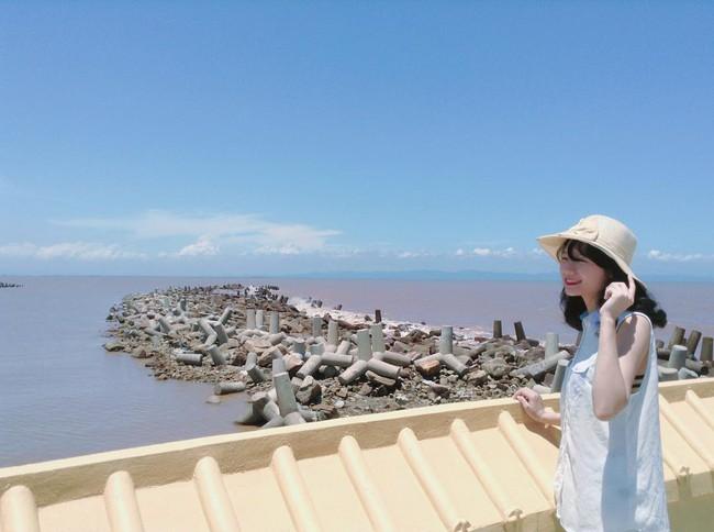 5 bãi biển vừa không cần bon chen đông đúc, vừa thoải mái đi về trong 2 ngày cuối tuần gần Hà Nội - Ảnh 23.