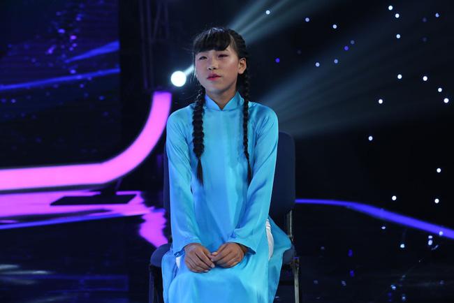 Đây là bé 13 tuổi vừa xinh, vừa hát dân ca hay như NSND Thu Hiền - Ảnh 20.