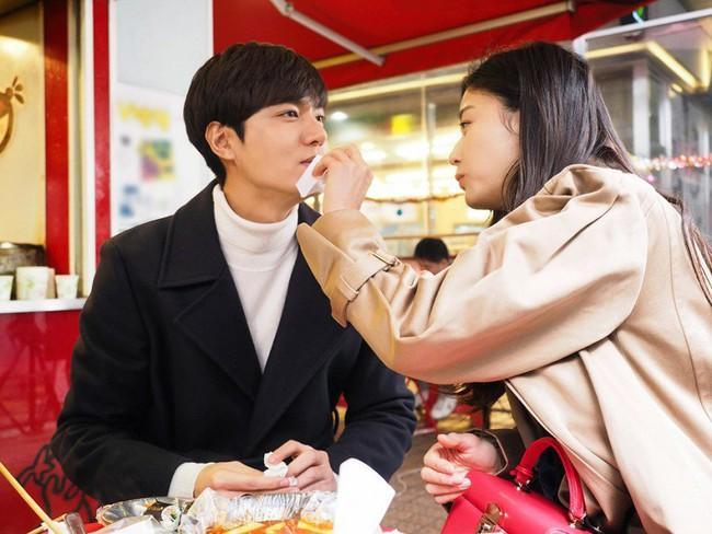 Điêu đứng vì biểu cảm ghen tuông của Lee Min Ho - Ảnh 5.