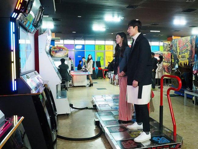 Điêu đứng vì biểu cảm ghen tuông của Lee Min Ho - Ảnh 6.