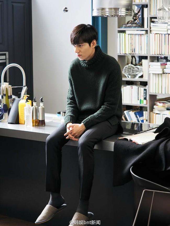 Điêu đứng vì biểu cảm ghen tuông của Lee Min Ho - Ảnh 2.