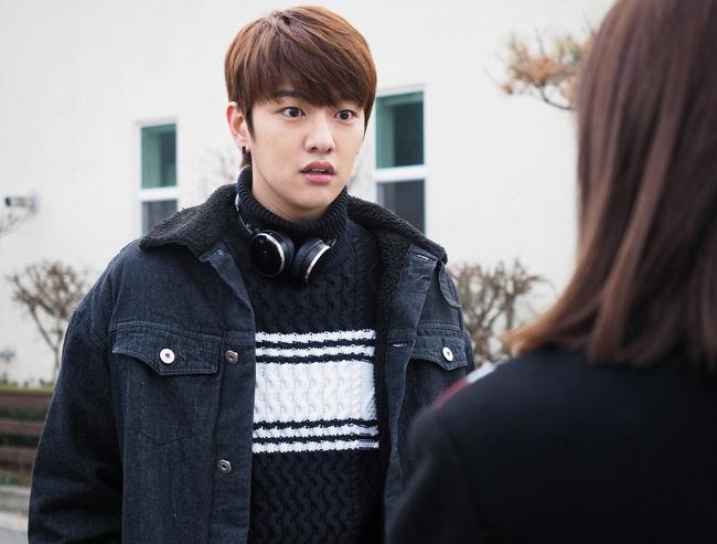 Điêu đứng vì biểu cảm ghen tuông của Lee Min Ho - Ảnh 9.