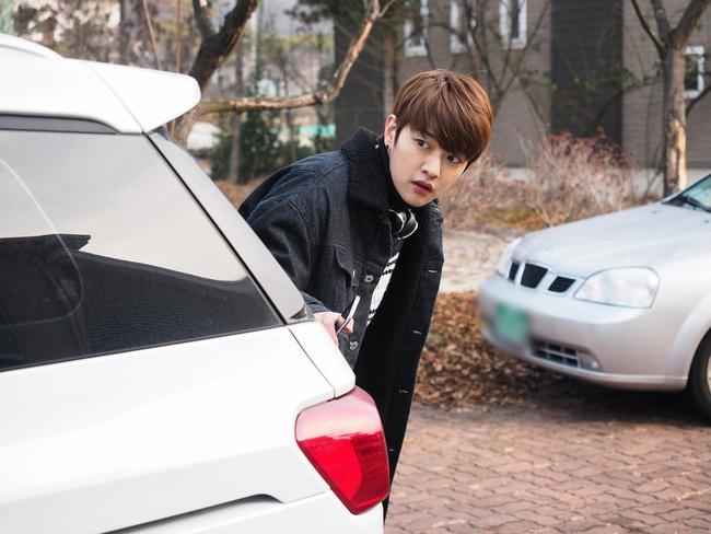 Điêu đứng vì biểu cảm ghen tuông của Lee Min Ho - Ảnh 10.