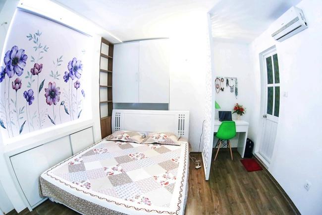 Căn hộ 80m² với phong cách Scandinavian đẹp đến từng chi tiết nhỏ của gia đình cô giáo trẻ ở Hà Nội - Ảnh 12.