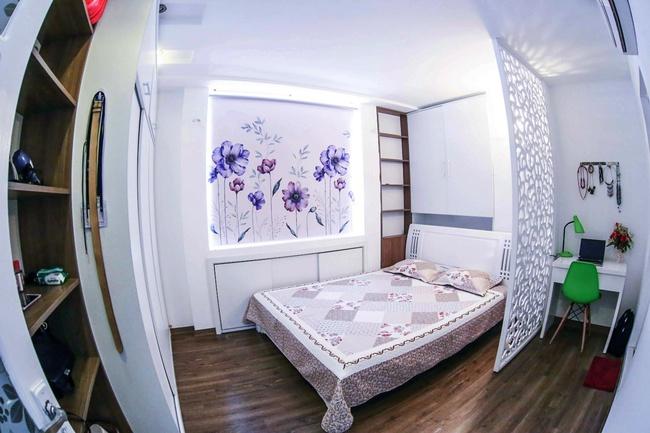 Căn hộ 80m² với phong cách Scandinavian đẹp đến từng chi tiết nhỏ của gia đình cô giáo trẻ ở Hà Nội - Ảnh 14.