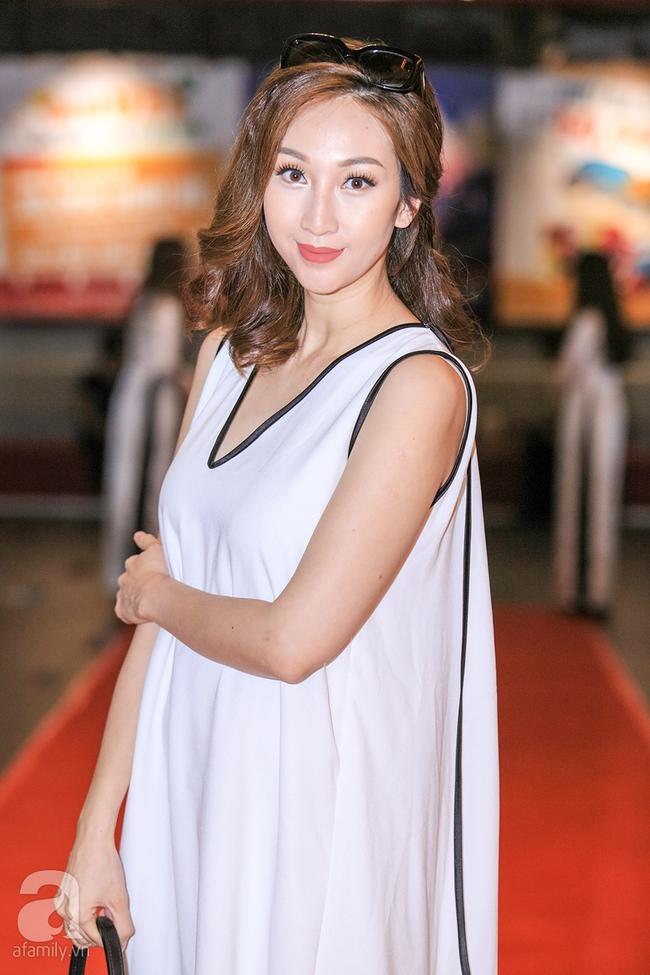 Mẹ hiền Kim Xuân và Kiều Trinh hẹn nhau cùng mặc áo dài tím duyên dáng - Ảnh 5.