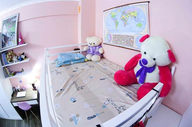 Căn hộ 80m² với phong cách Scandinavian đẹp đến từng chi tiết nhỏ của gia đình cô giáo trẻ ở Hà Nội - Ảnh 17.
