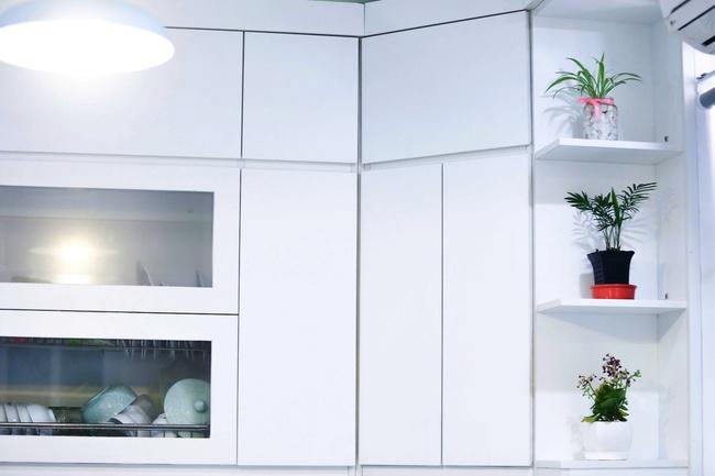 Căn hộ 80m² với phong cách Scandinavian đẹp đến từng chi tiết nhỏ của gia đình cô giáo trẻ ở Hà Nội - Ảnh 11.