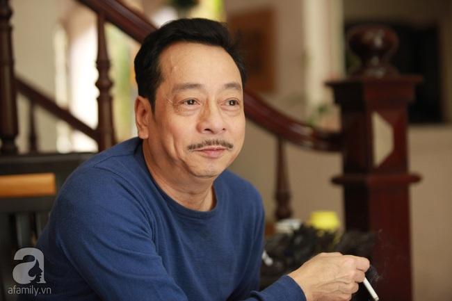 Ông trùm Phan Quân - NSND Hoàng Dũng: Từ người đàn ông bị cắm sừng đến ông trùm số 1 màn ảnh Việt - Ảnh 1.
