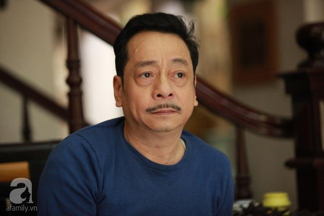 Ông trùm Phan Quân - NSND Hoàng Dũng: Từ người đàn ông bị cắm sừng đến ông trùm số 1 màn ảnh Việt - Ảnh 4.