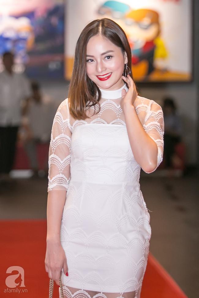 Mẹ hiền Kim Xuân và Kiều Trinh hẹn nhau cùng mặc áo dài tím duyên dáng - Ảnh 6.