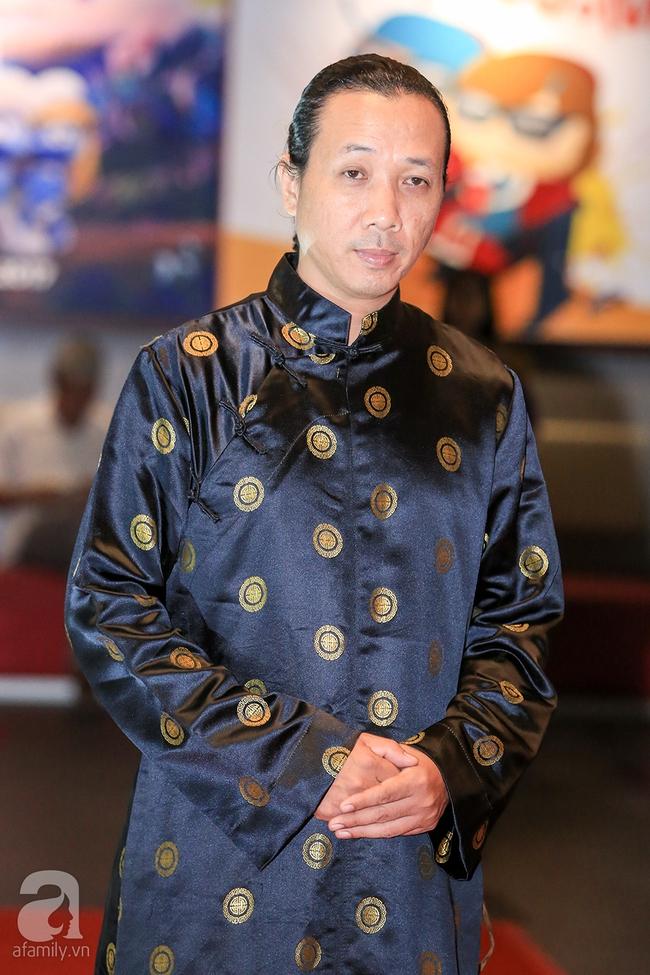 Mẹ hiền Kim Xuân và Kiều Trinh hẹn nhau cùng mặc áo dài tím duyên dáng - Ảnh 8.
