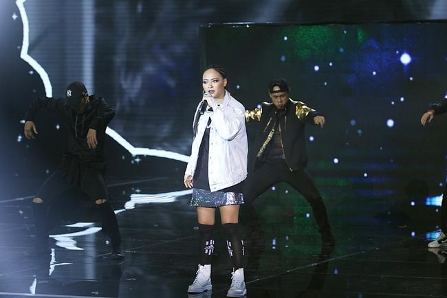 Thắng bình chọn vào phút cuối, Bảo Thy bật khóc khi loại Yến Trang khỏi The Remix - Ảnh 5.