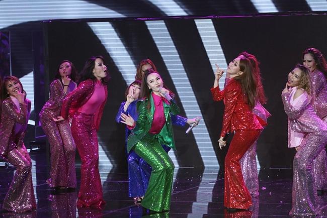 Thắng bình chọn vào phút cuối, Bảo Thy bật khóc khi loại Yến Trang khỏi The Remix - Ảnh 11.