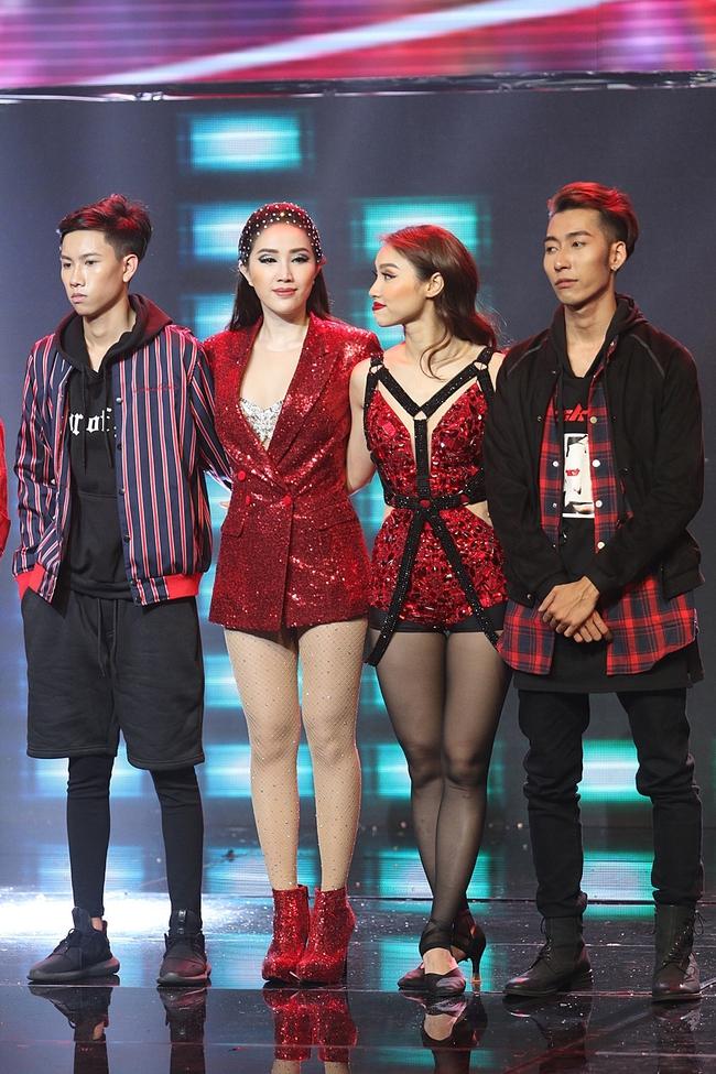 Thắng bình chọn vào phút cuối, Bảo Thy bật khóc khi loại Yến Trang khỏi The Remix - Ảnh 7.