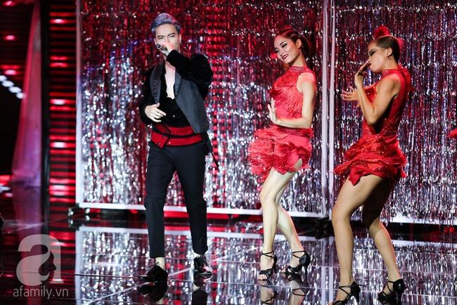 Bảo Thy mạo hiểm nhảy múa vẫn không cứu nổi đêm Chung kết The Remix nhạt nhòa - Ảnh 8.