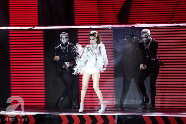 Bảo Thy mạo hiểm nhảy múa vẫn không cứu nổi đêm Chung kết The Remix nhạt nhòa - Ảnh 4.