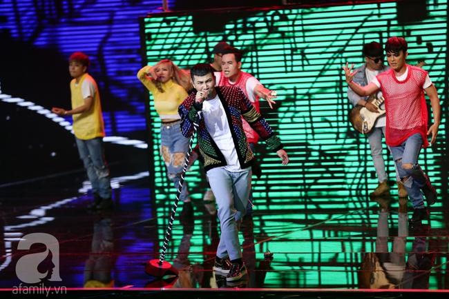 Hôn nhau trên sân khấu, Tronie - MiA loại bạn thân Tóc Tiên khỏi The Remix - Ảnh 9.