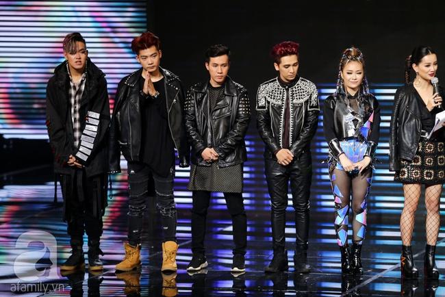 Hôn nhau trên sân khấu, Tronie - MiA loại bạn thân Tóc Tiên khỏi The Remix - Ảnh 3.
