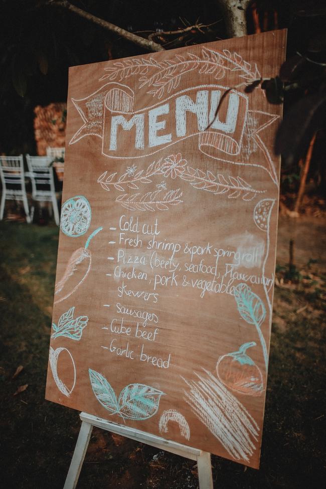 Đám cưới siêu xinh tại khu vườn màu xanh của cặp đôi từng ngầm hẹn ước dưới mưa sao băng - Ảnh 7.