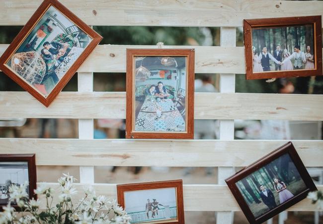 Yêu chết đi được với đám cưới siêu xinh tại khu vườn màu xanh của cặp đôi từng hẹn ước dưới mưa sao băng - Ảnh 6.